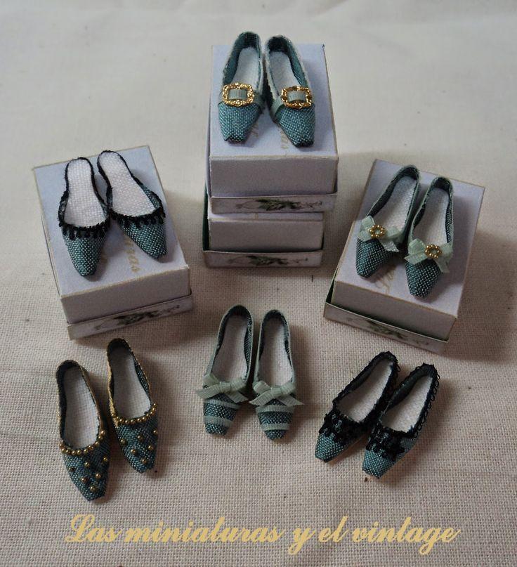 Las miniaturas y el vintage