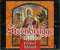 Label van Steenbrugge Tripel Blond