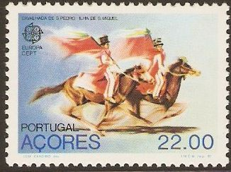 Azores 1981 Europa Stamp