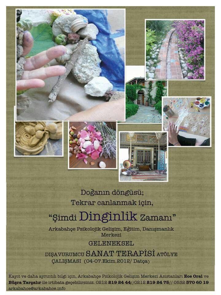 Art Therapy in Datça, Turkey