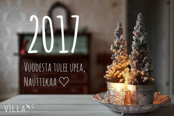 🌟🌟🌟 Hyvää uutta vuotta 🌟🌟🌟 Happy new year 🌟🌟🌟 . . . #asuntounelmia_unelmaasuntoja #VILLALKV (paikassa VILLA LKV)