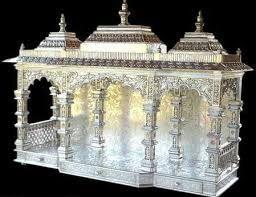 31 best Pooja Mandir images on Pinterest | Temples, Home decor ...