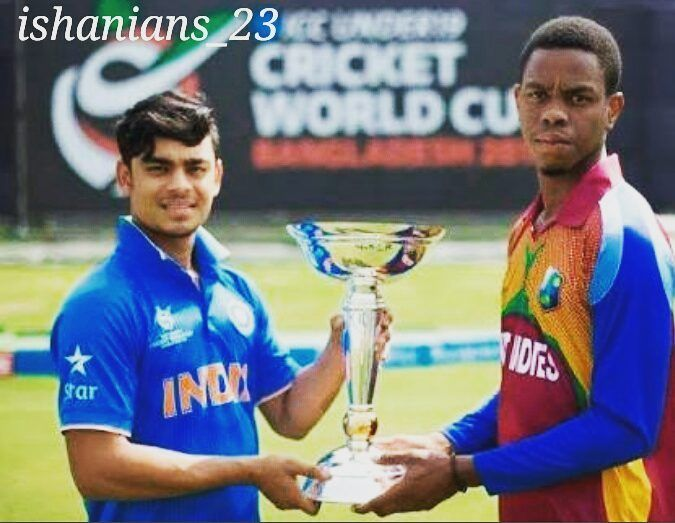 Ishan Kishan Fans On Instagram Throwback To U 19 Wc 2015 Cricket World Cup Live Cricket Streaming World Cup