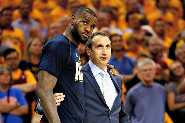 "American Israeli, David Blatt's experience shines at NBA Finals. ""I think he's done a helluva job,"" star LeBron James says about his coach."