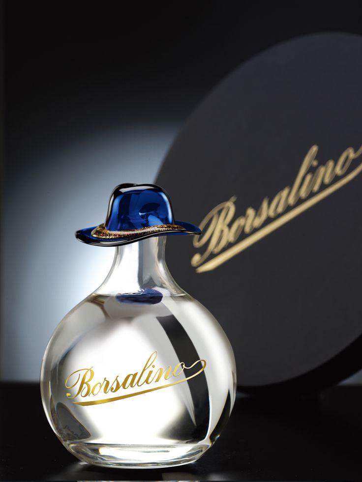 Serie Storica anno 2008 di Borsalino con cappellino blu
