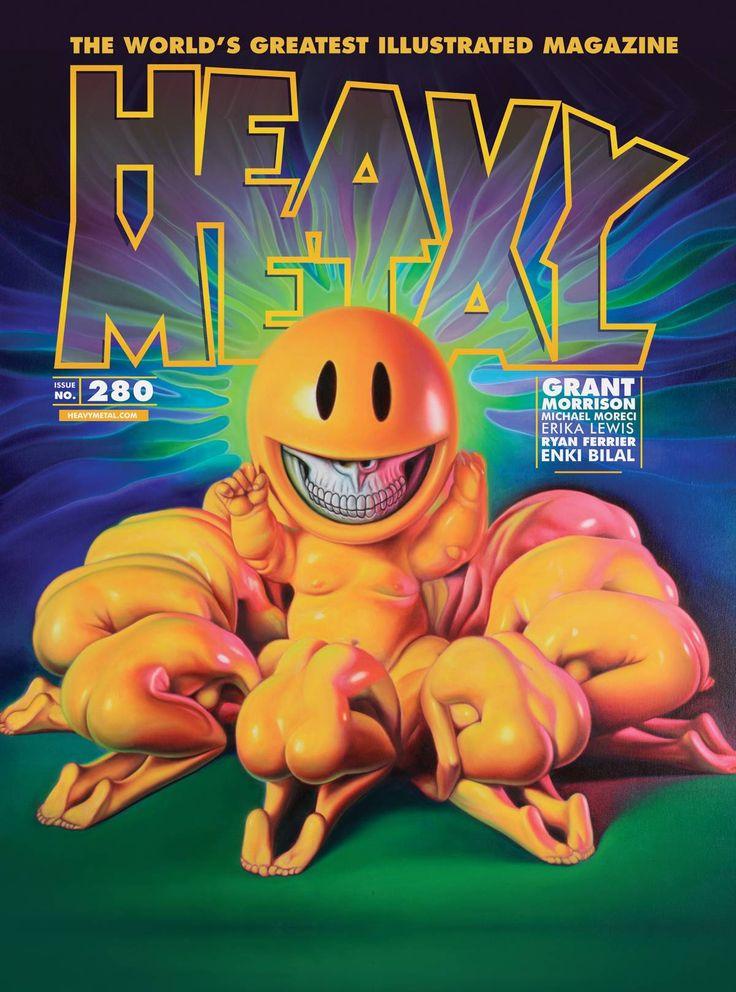 Heavy Metal #280 by Various (Heavy Metal)