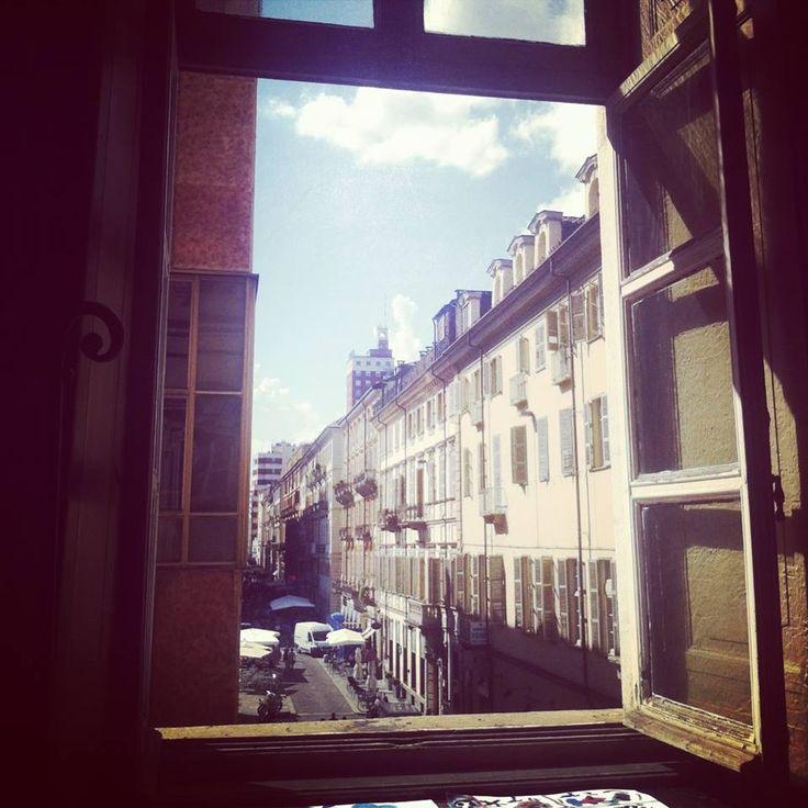 Luciafrancesco Rig – facebook: #tiKonservo perchè da quella finestra ho guardato il mondo con altri occhi
