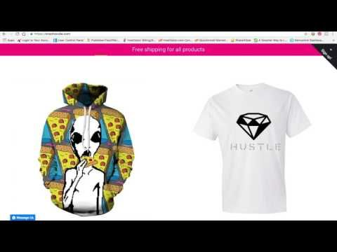 11 best printful tips images on pinterest to sell for Best place to sell t shirts online