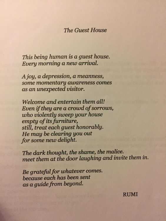 Mindfulness Poems 6