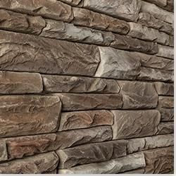 BuildDirect®: M Rock Install-With-Screws Manufactured Stone Veneer - Individual Stone $12.99/lineal ft