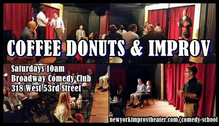 #improv #broadway #comedy #club #nyc #classes