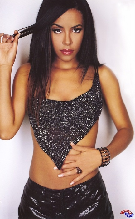 ( 2016 † IN MEMORY OF) - † ♪♫♪♪ AALIHAH (Aaliyah Dana Haughton) Tuesday, January…
