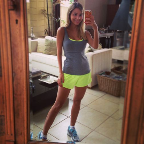DÚVIDA DA LEITORA - LOOKS ACADEMIA! - Juliana Parisi - Blog
