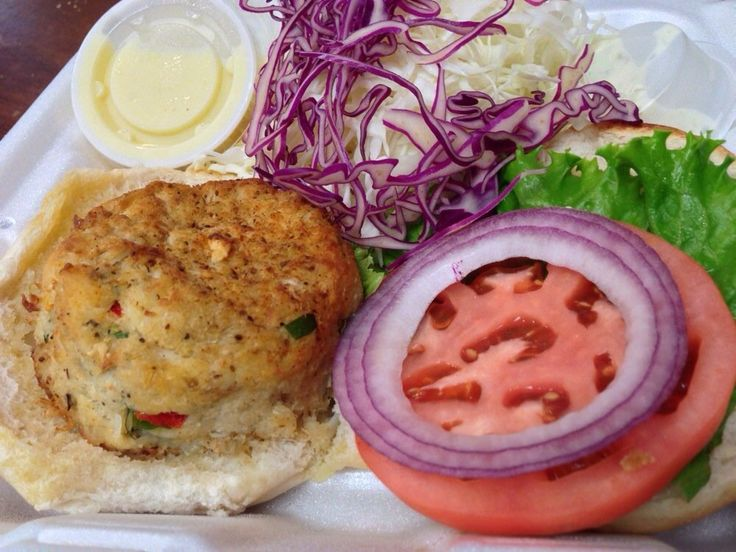 Best Crab Cake Sandwich In Virginia Beach