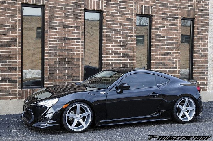 TF-Works Rolls Out New Scion FR-S Coupe Project