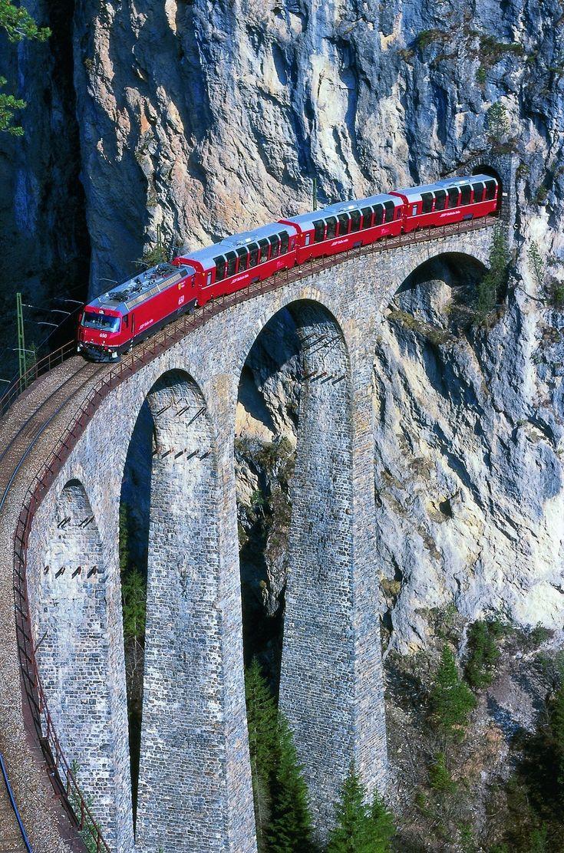 Enjoy brunch at the Landwasserviadukt on World Heritage Days Switzerland   Switzerland boasts an impressive 11 UNESCO World Heritage sites. Three of