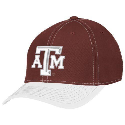 NCAA Texas A&M Men's Aggies Structured Flex Hat adidas. $8.00