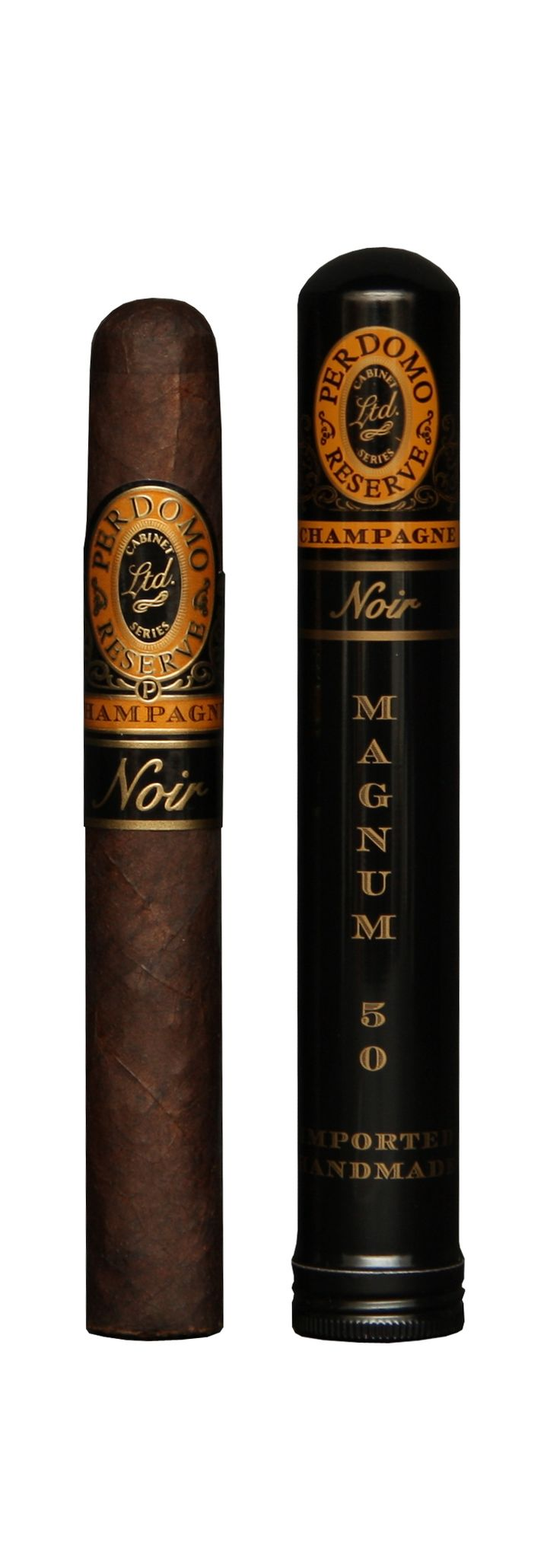 Perdomo Champagne Noir Tubo cigar to go with your spirit?