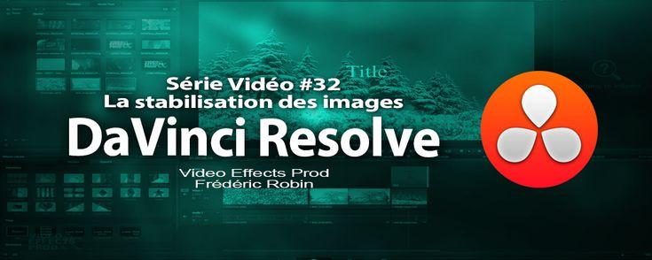 Après l'utilisation du tracking des PowerWindows, on va voir l'utilisation de la stabilisation des images sous DaVinci Resolve 11.