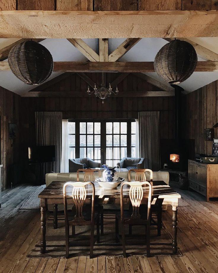 """Soho Farmhouse on Instagram """"Winter sunlight streaming"""