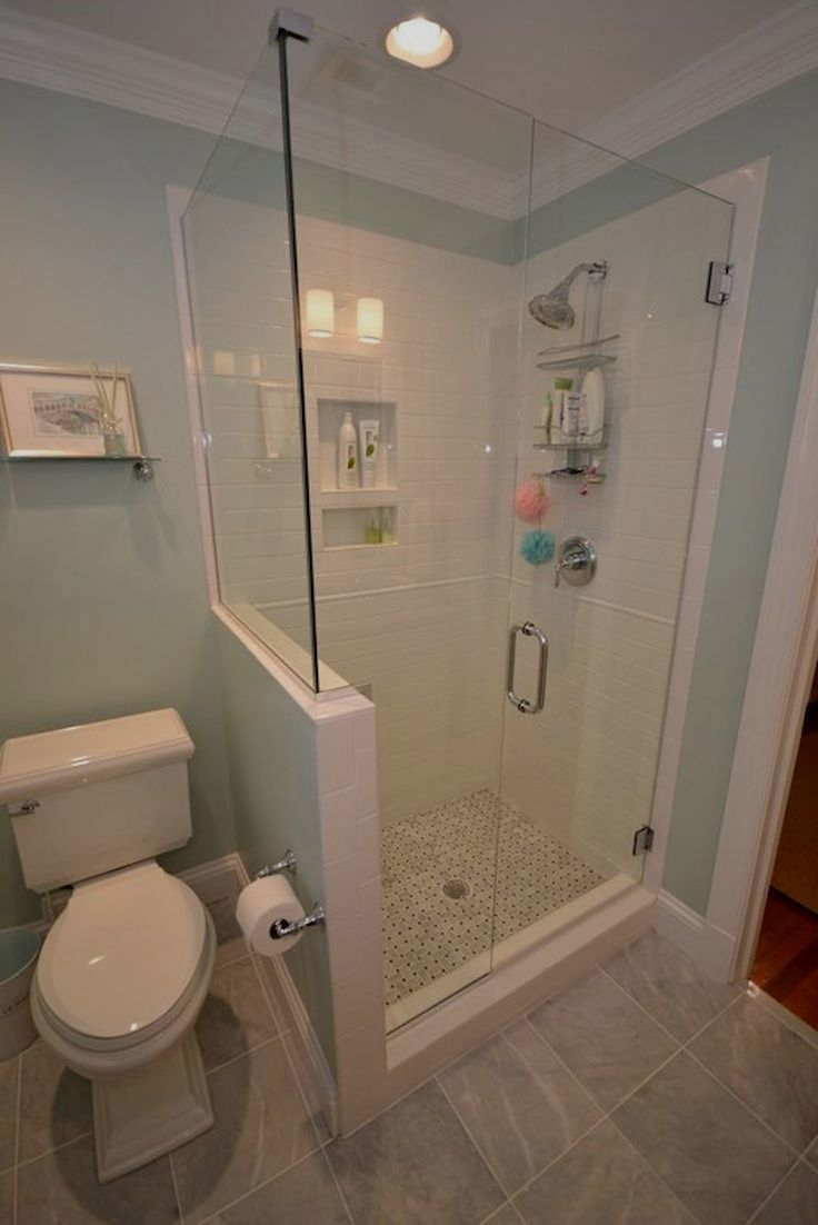 How Much Does It Cost To Redo A Bathroom Shower In 2020 Shower Remodel Small Shower Remodel Bathroom Remodel Shower