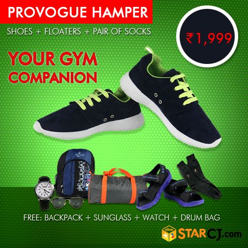 Now walk into your gym in style! Checkout the latest Provogue offer here: http://www.starcj.com/mall/disp/comboItemInfo.htm?itemCode=145556.