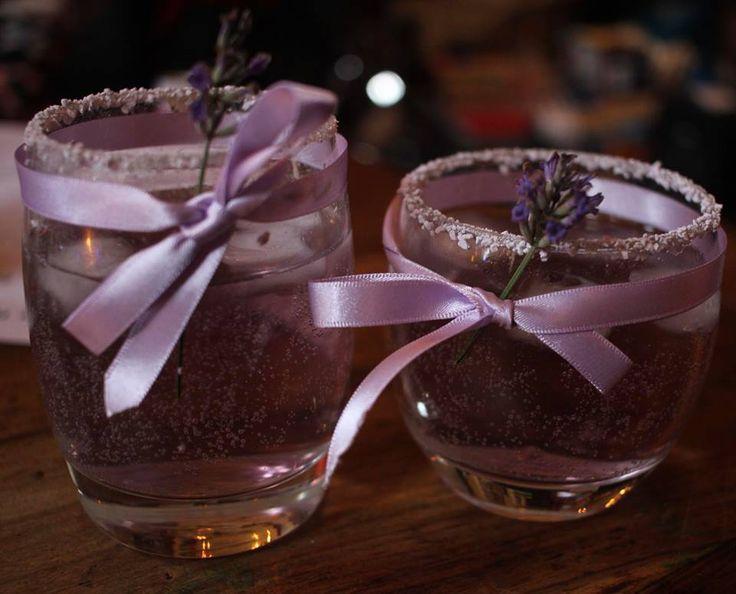 Parma Violet Mocktail Recipe