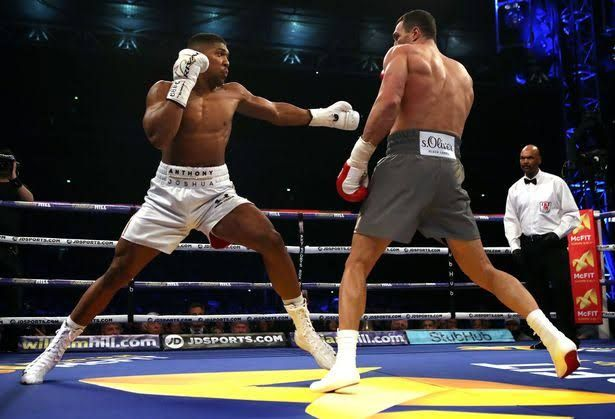 Anthony Joshua: The World Heavy Weight Champion - Sports - Nigeria