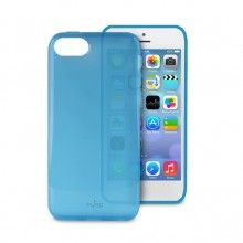 Forro iPhone 5C Puro - Plasma Azul  Bs.F. 157,60