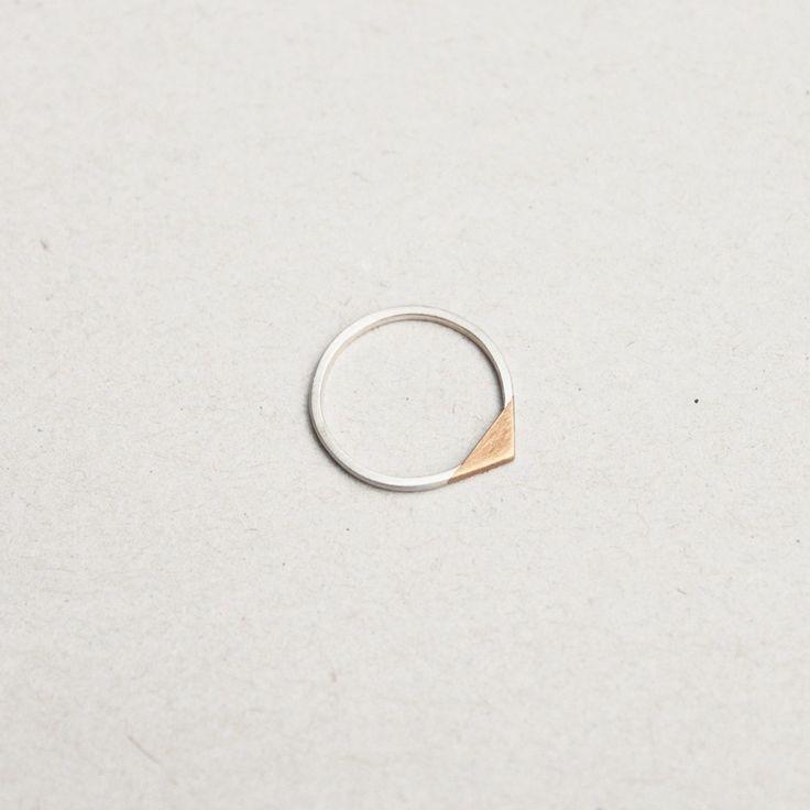Golden Top Ring.