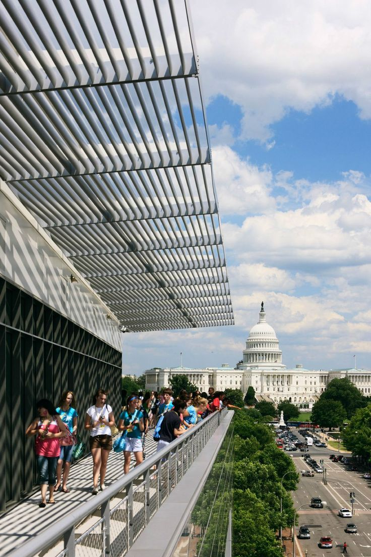 awesome Newseum / Freedom Forum Foundation World Headquarters | Ennead Architects Check more at http://www.arch2o.com/newseum-freedom-forum-foundation-world-headquarters-ennead-architects/