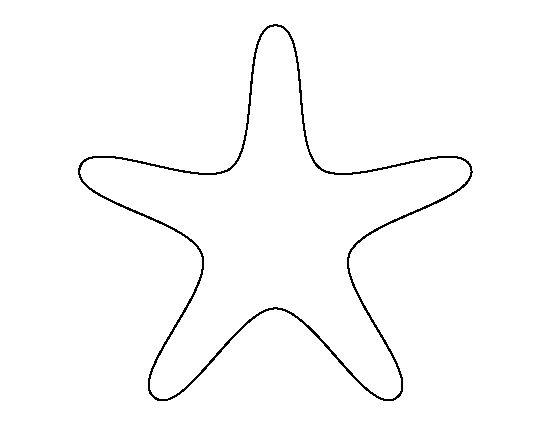 25 unique Starfish template ideas on Pinterest  Pet seahorse