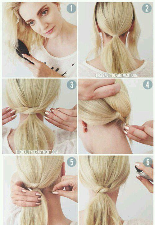 5 tutos coiffures faciles pour aller travailler avec style