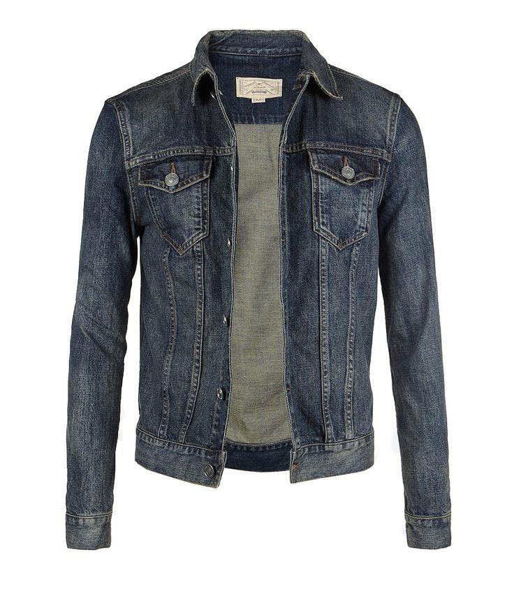 Fremont Denim Jacket | Mens Denim Jackets | AllSaints