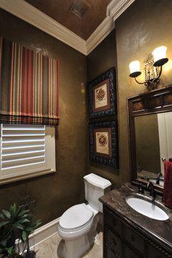 Powder rooms traditional powder room houston by for Bathroom ideas houston