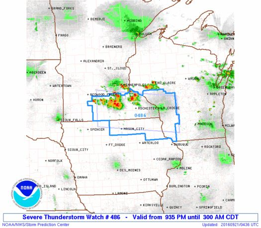 SPC Severe Thunderstorm Watch 486 - http://blog.clairepeetz.com/spc-severe-thunderstorm-watch-486/