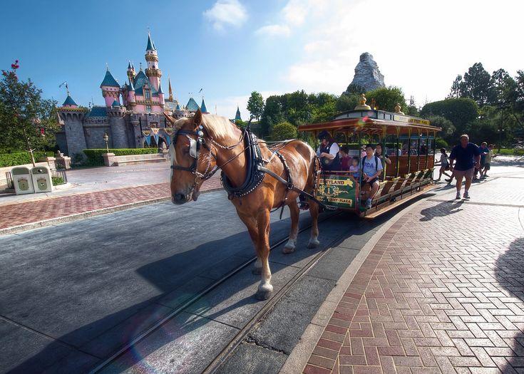 Main Street USA...Disneyland