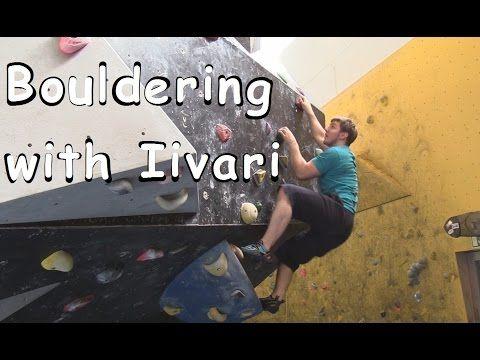 Bouldering, escalada y Helsinki en Finland Live! :D #blog #finlandia #finland #bouldering