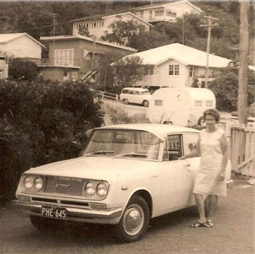 Lillian Amiet Tugan, Queensland Australia 1966. Vintage Bisbane history Queensland history