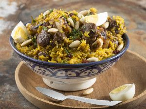 Learn to make biryani with this basic recipe, which you can then adapt by adding new ingredients such as allspice and cloves.