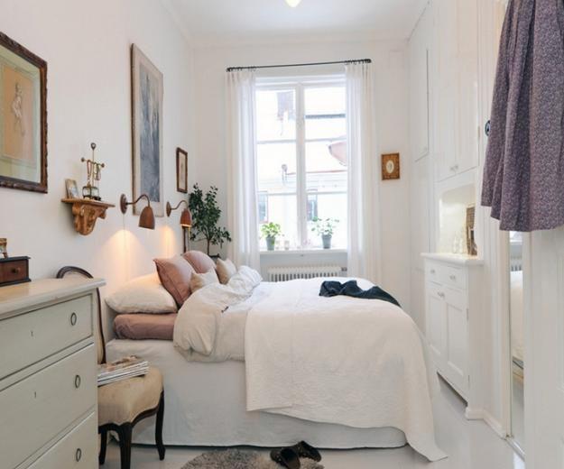 3bedroom Designs For Narrow Rooms Schlafzimmer Einrichten Orange