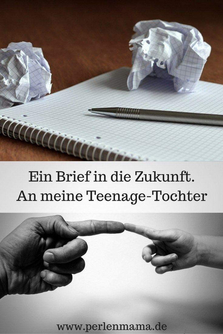 An Die Teenie Perle Ein Brief An Meine 16 Jahrige Tochter