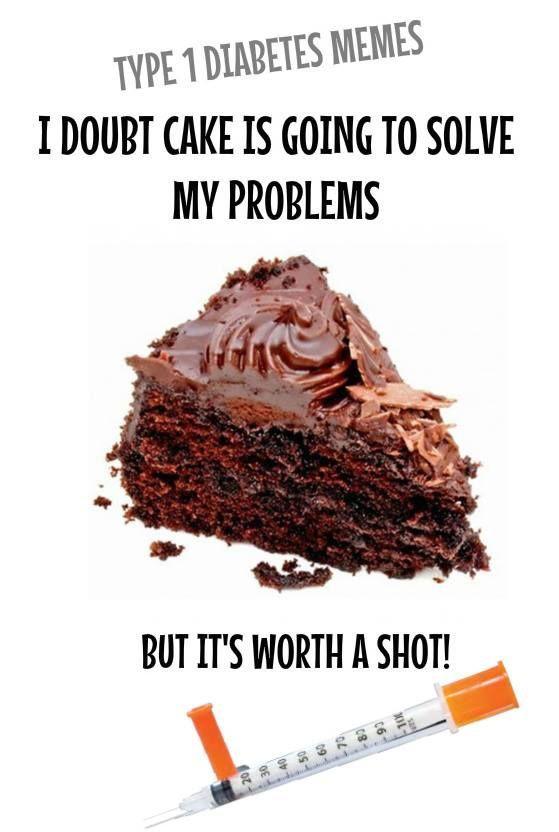 Type 1 Diabetes Memes : Photo More