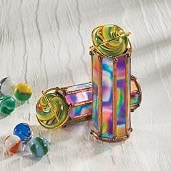 Dichroic Glass Kaleidoscope
