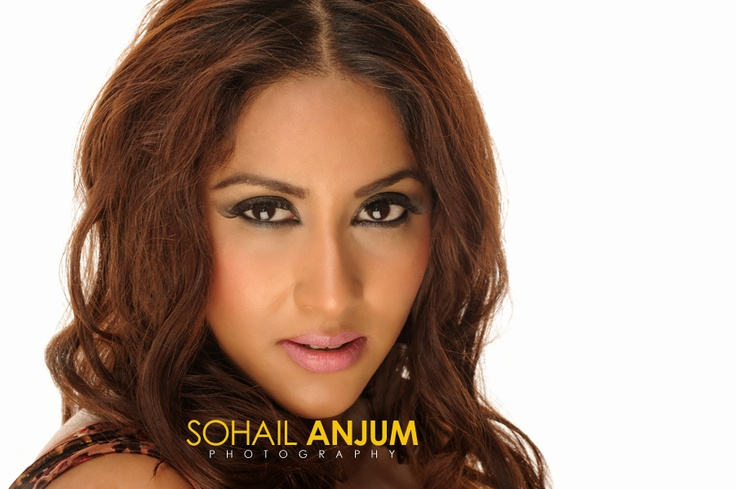 #beauty #makeup #bengali #model #portrait