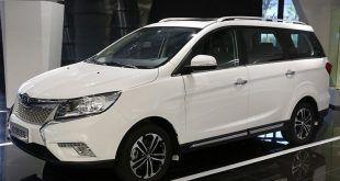 Bisu M3: минивэн за 555 000 рублей