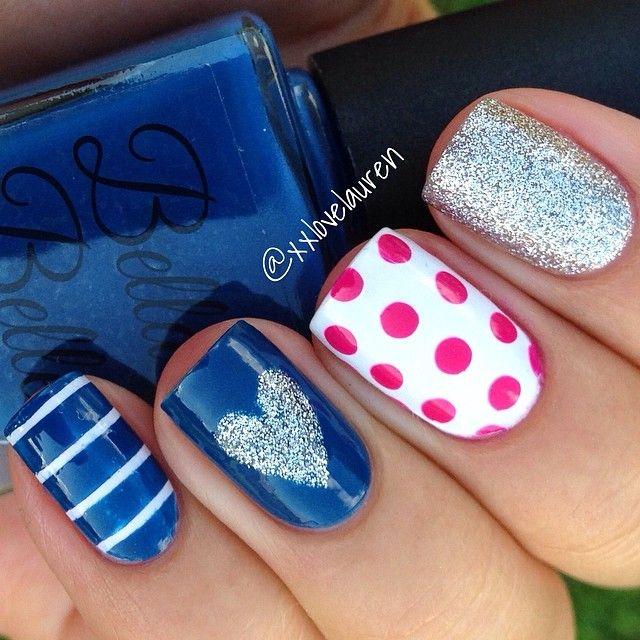 xxlovelauren #nail #nails #nailart