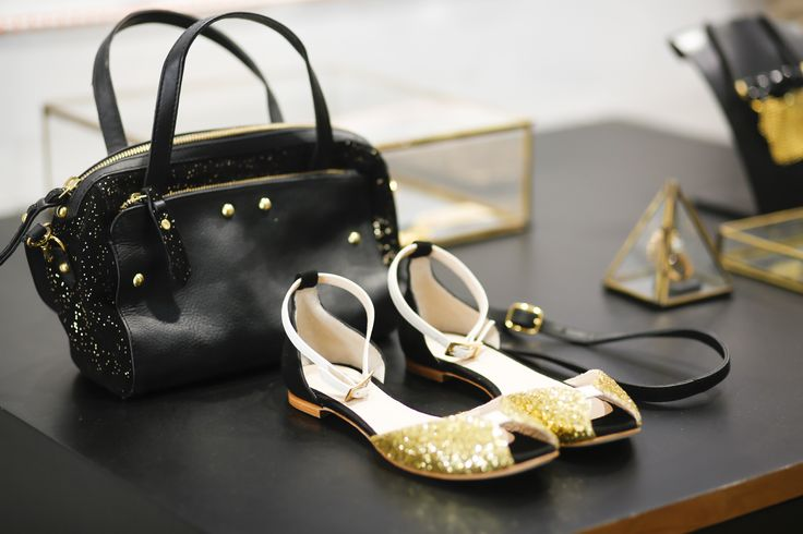 Sac Petite Mendigote, chaussures Emma Go
