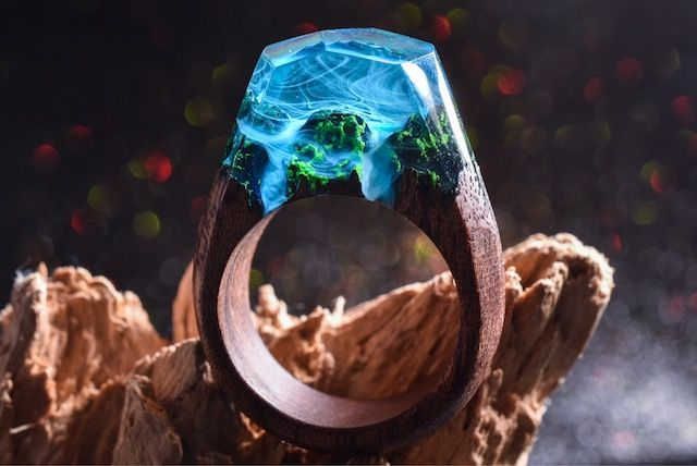 Secret Wood Ring Review
