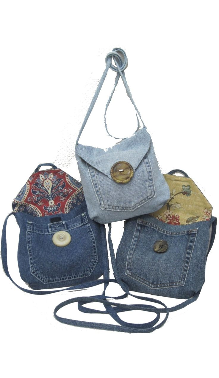 bags of jeans
